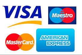 Secure payment on credit card
